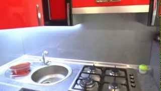 Освещение на кухне. Вариант эффективной и недорогой установки.