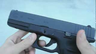 WE Glock 17 Gas Blowback Airsoft Pistol