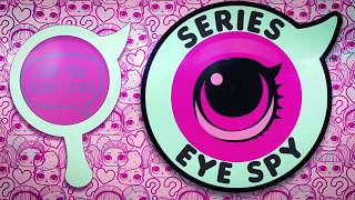 L.O.L. Surprise! Neue Serie Eye Spy | Interactive Live Surprise