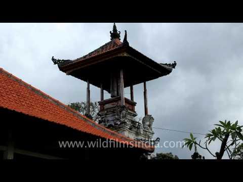Balinese temple - Pura Batu Bolong