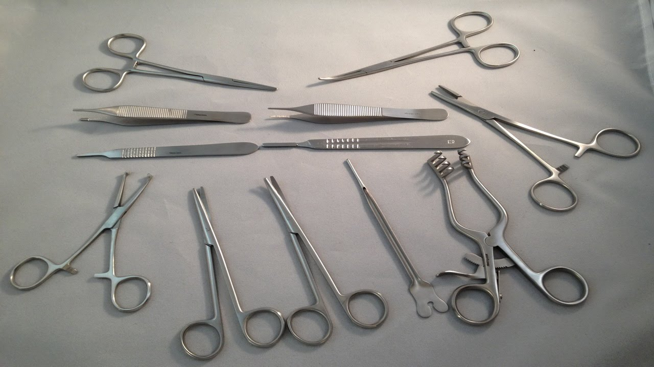Image result for 3 Basic Types Of Surgical Equipment