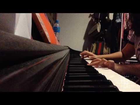 Rindu Setengah Mati - Piano Cover D Masiv
