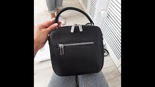 0020 Женская сумка клатч через плечо маленькая стильная сумочка экокожа