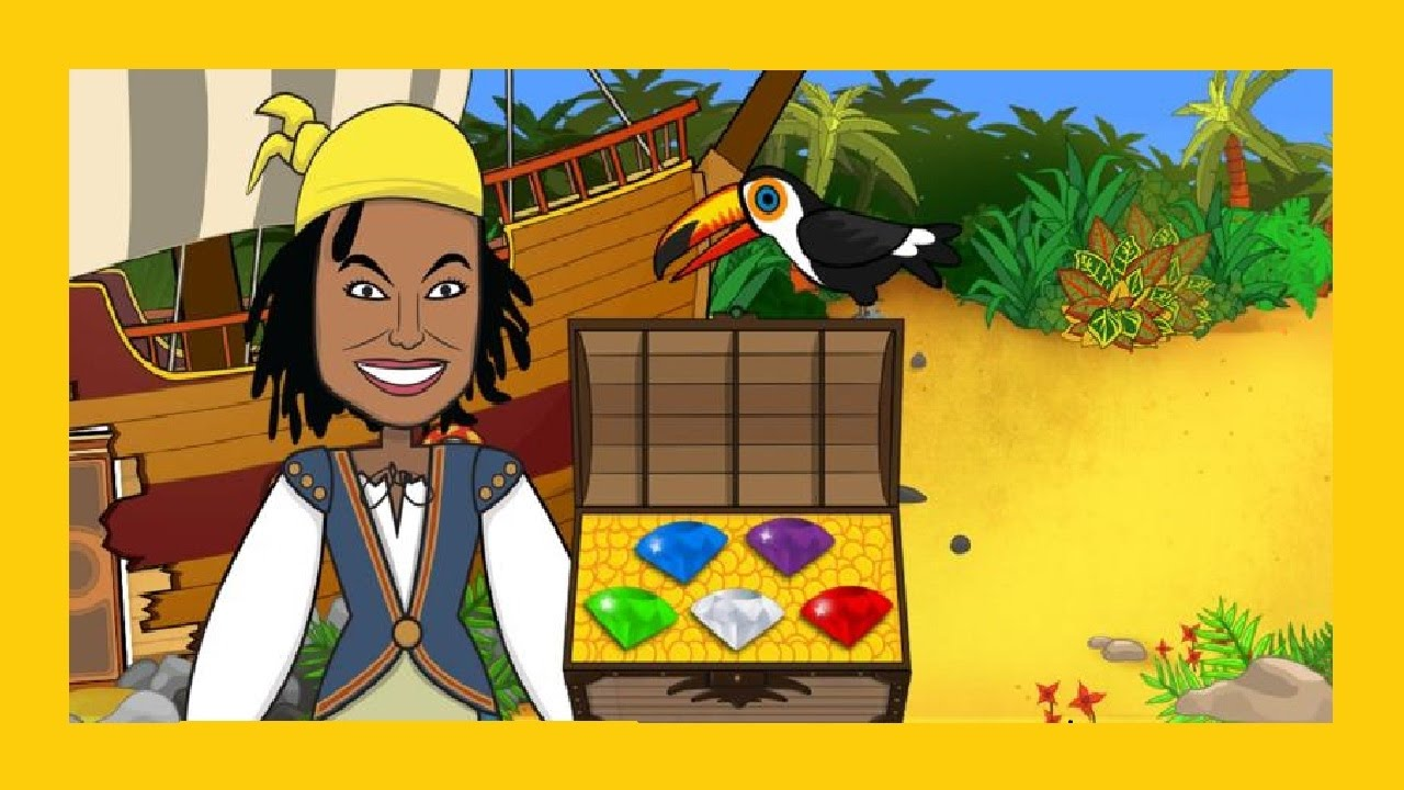 My Swashbuckle Adventure Cbeebies Youtube