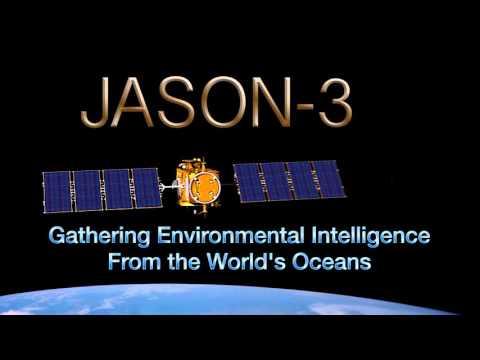 Jason-3: Continuing Decades of Ocean Surface Measurements
