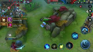 Arena of Valor Taara she so strong 😤💪❤️ mode 5vs5 moba game