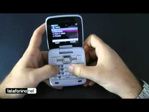 Alcatel OT808 videoreview ceptelefoM.com