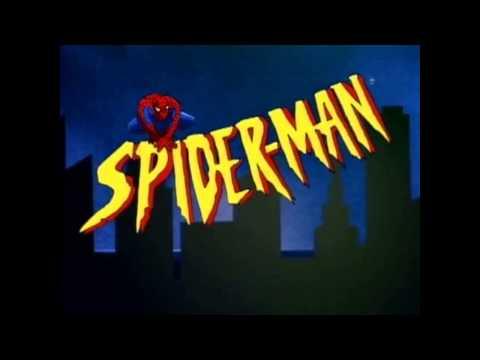 Спайдермен мультик саундтрек
