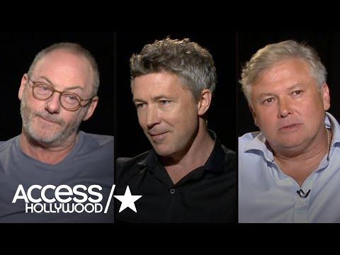 'Game Of Thrones' Stars Talk Major Turning Points For Davos, Littlefinger & Lord Varys