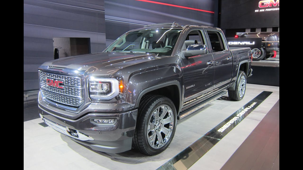 the denali pinnacle of wire gmc ultimate premium ozzie sierra news