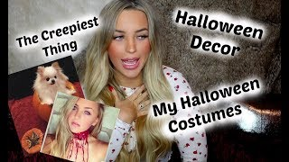The Creepiest Thing....Halloween Decor & More!