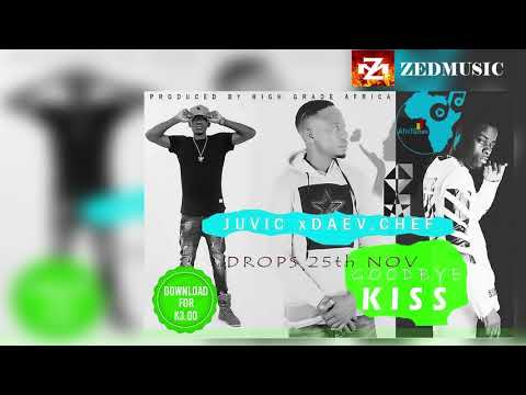 Juvic ft. Daev & Chef187 goodbye kiss (Audio) ZEDMUSIC 2017