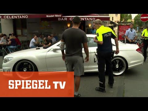 Kölner Fahrrad-Cops: Die Stilllegung des Mercedes CL 500 (SPIEGEL TV Reportage)