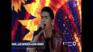 Y VOLVERÉ - Daniel Lazo - Los Cuatro Finalistas La Batalla Final 16/11/18