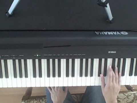 How to play King of Anything by Sara Bareilles on Piano (Tutorial by Richie of ThePianoBros)