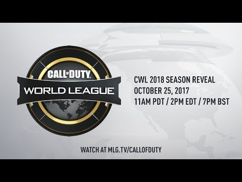 Call of Duty 2018 Season Reveal Show