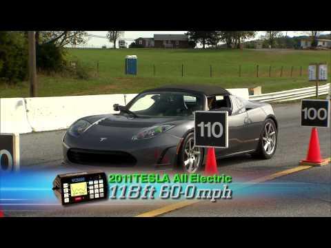 Road Test: 2011 Tesla Roadster