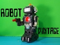 Robot Vintage toy review juguete antiguo
