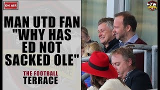 Why has Ed Woodward not sacked Solskjaer yet? Manvhester United News