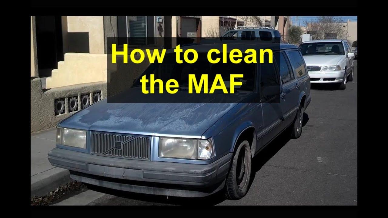 Volvo maf sensor symptoms