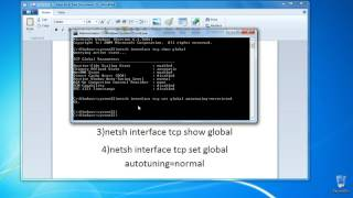 How to unblock internet connection in windows 7/8/10
