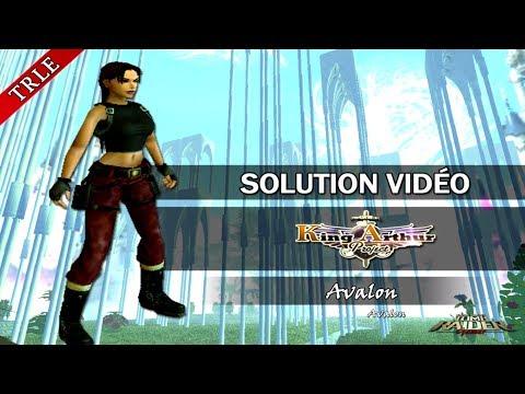 [TRLE] Tomb Raider : King Arthur Project (2012)  - #22 - Avalon