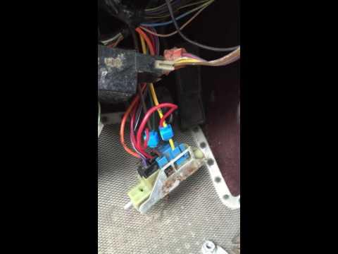[GJFJ_338]  1989 Cherokee ignition switch quick repair - YouTube | 1992 Jeep Wrangler Ignition Switch Wiring |  | YouTube