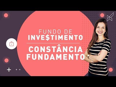 Fundo de Investimento Constância Fundamento