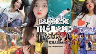 방콕여행vlog-(방콕자유여행/방콕맛집/먹방/방콕호텔/…
