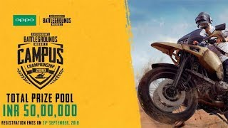 #CAMPUS TOURNAMENT #CUSTOM ROOMS. #LIVE PUBG MOBILE  WITH #BROSPRO
