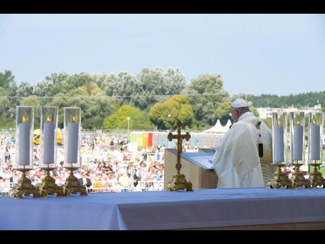 ĐTC Phanxicô Slovakia (15/9):  Cử hành Thánh lễ tại Đền thánh Quốc gia Šaštin