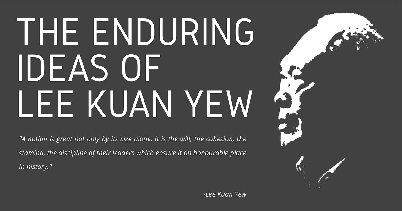 Moderated a discussion of The Enduring Ideas of Lee Kuan Yew, 23 March 2016