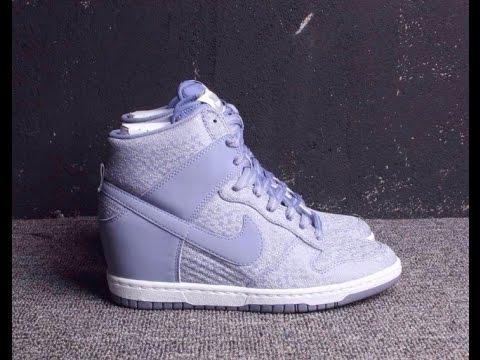 classic fit e18b9 f3e56 ... sale 20150504 nike 2014 q1 women dunk sky hi print fashion shoes  sneaker 644410 100 c150d