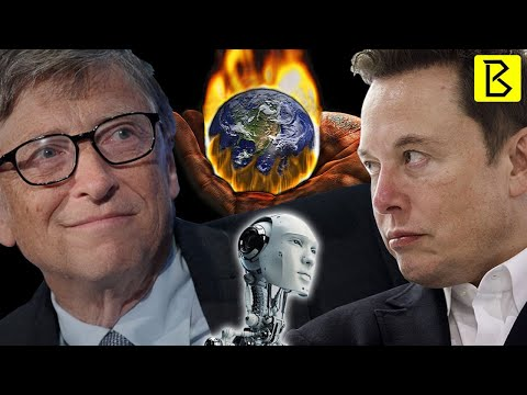Scary Future Predictions: Elon Musk And Bill Gates (Virus,Artificial Intelligence,Robots)