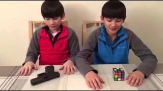 Gun vs Rubiks cube which one u finished first