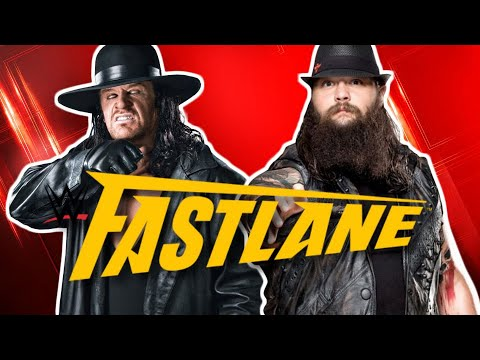 Last-Minute WWE Fastlane 2019 Rumours You Need To Know