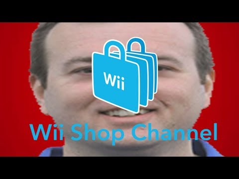 Wii Shop Channel (2 HOUR LOOP)