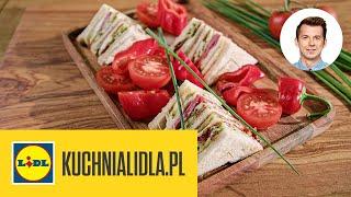 CLUB SANDWICH – kanapka z pastrami  | Karol Okrasa & Kuchnia Lidla