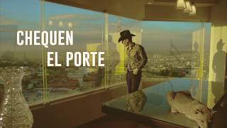 """Adriel Favela """"Chequen El Porte"""" (Letra)"""