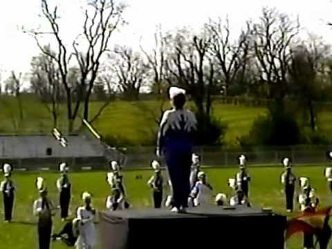 1996 Apollo High School Marching Band
