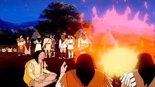 THE PEOPLE OF THE RIVER AND THE HIGH PLATEAU | Pocahontas | Full Episode 13 | English thumbnail