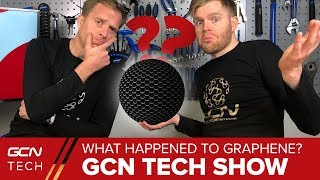 Why Graphene Bikes Haven't Taken Over The World | GCN Tech Show Ep. 47