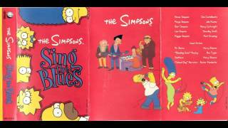 The Simpsons sing the blues cassette tape sides 1 & 2