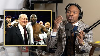 Addressing Bob Arum's Comments About Terence Crawford