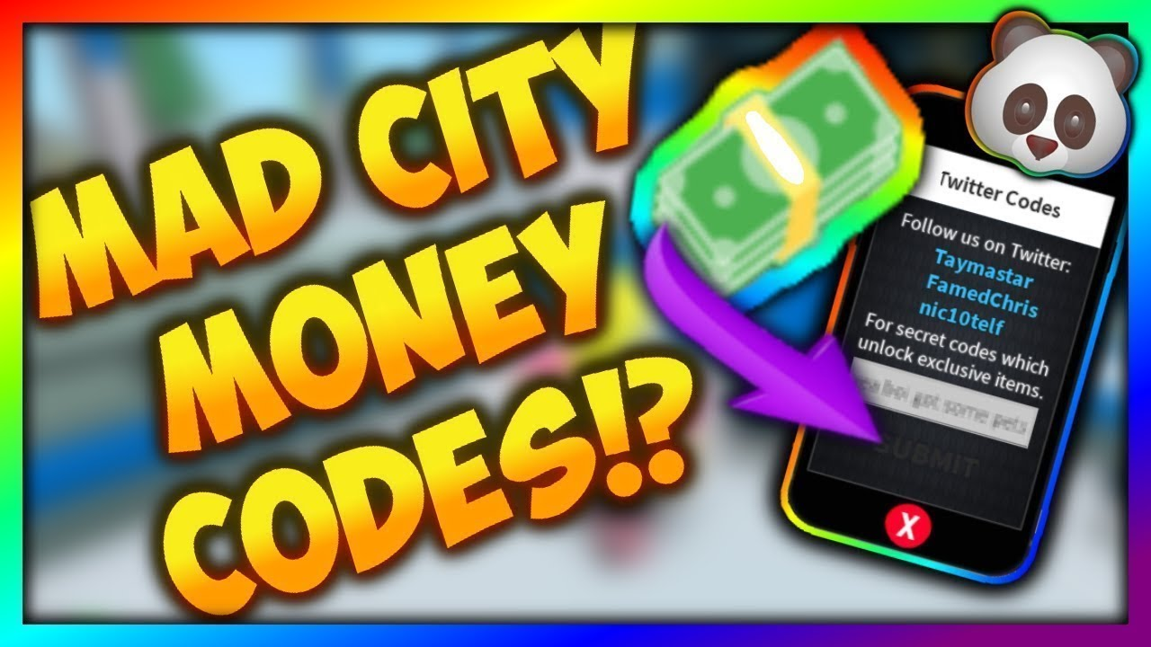 Codes For Mad City In Roblox 2019 | StrucidCodes.com