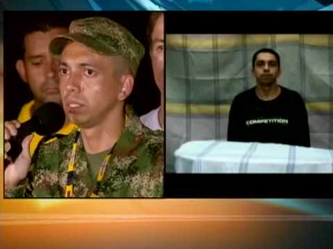 Colombian rebels release hostage after 12 years