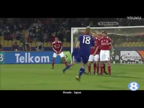 【经典回顾】世界杯史上最为经典进球大盘点