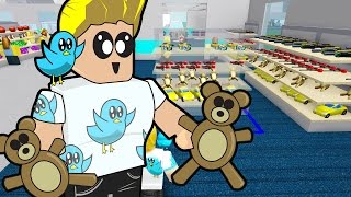 Roblox / Retail Tycoon Part 6 / Toy Section! / Gamer Chad Plays