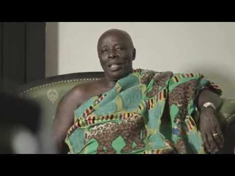 """""""African Royalty Today"""" Pilot Preview Clip: the King's vision for the people of Kyebi"""