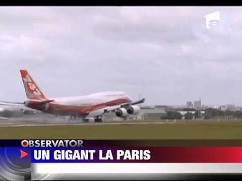 Un gigant la Paris 19 IUNIE 2011
